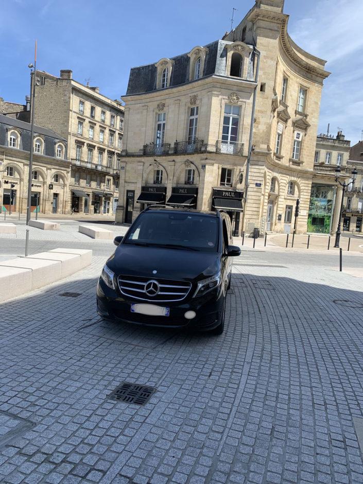 Tra'Jet Voiture Privée - VTC Bordeaux