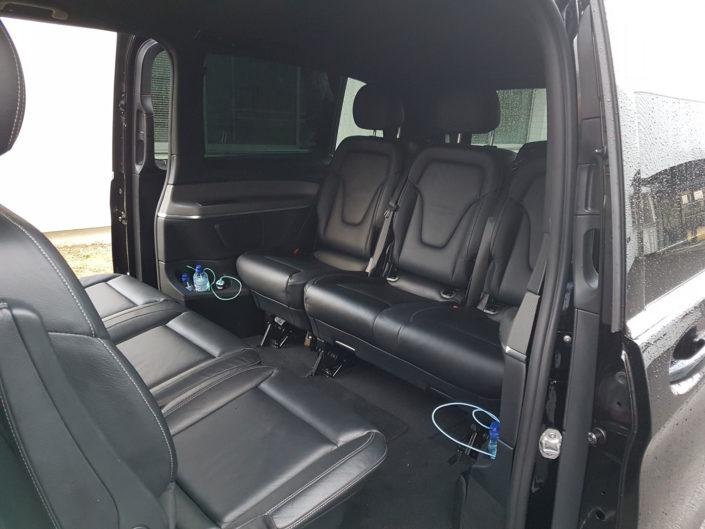 Tra'Jet Voiture Privée - Minibus confort