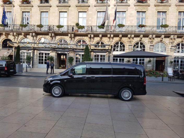 Tra'Jet Voiture Privée - Grand Hôtel de Bordeaux